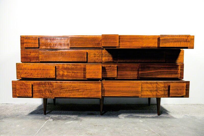 Gio Ponti, 'Mod 2161', Design/Decorative Art, Italian walnut, Gate 5 Gallery