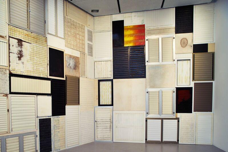 Tsibi Geva, 'Archeology of the Present (Installation view)', 2015, Installation, 56th Venice Biennale