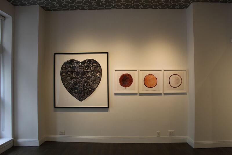 Chuck Ramirez, 'Candy Tray Series: Black Heart', 2008-2011, Photography, Pigment Inkjet Print, Ruiz-Healy Art