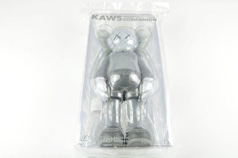 KAWS, 'Grey Companion', 2016, Sculpture, Painted cast vinyl, OSME Fine Art