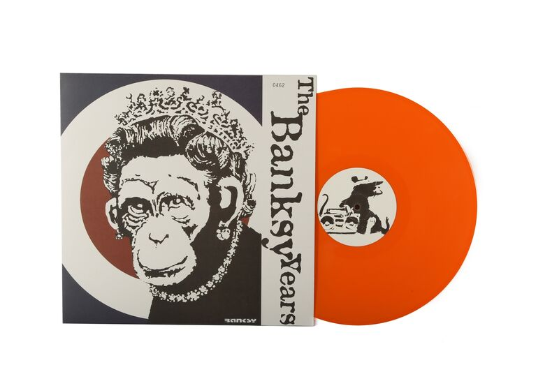 Banksy, 'The Banksy Years', 2008, Print, Serigraph on record sleeve with vinyl record, Chiswick Auctions