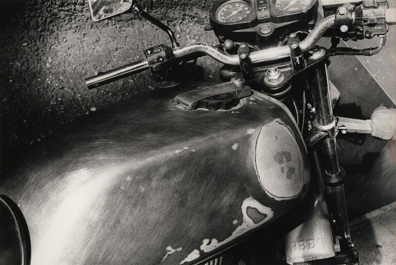 Daido Moriyama, 'Tank (No. 2165)', 1982, Photography, Gelatin silver print, vintage, Galerie Bob van Orsouw