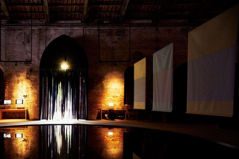 Tan Dun, 'Other Future (Installation view)', 2015, Installation, 56th Venice Biennale