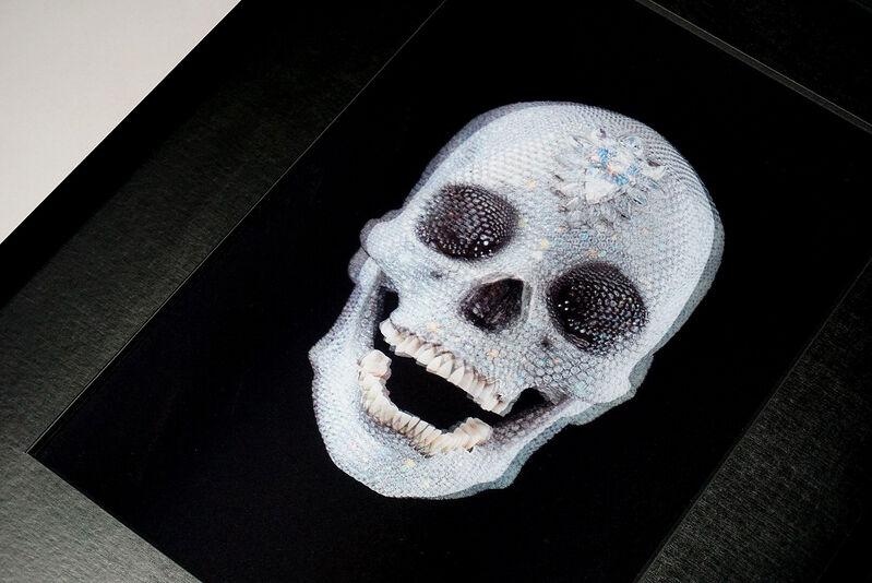 Damien Hirst, '3D 'For The Love Of God' Lenticular Skull', 2012, Print, Silkscreen, Arton Contemporary