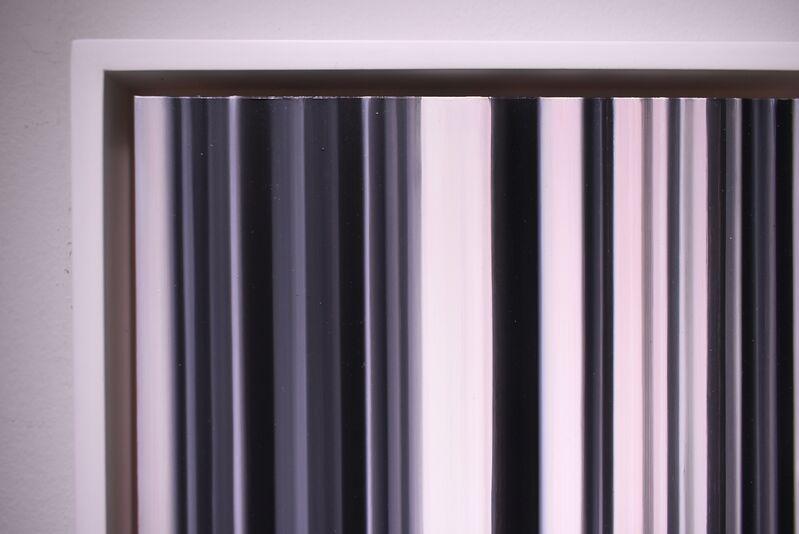 Cornelia Thomsen, 'Stripes Nr. 137', 2018, Painting, Oil on copper, √K Contemporary