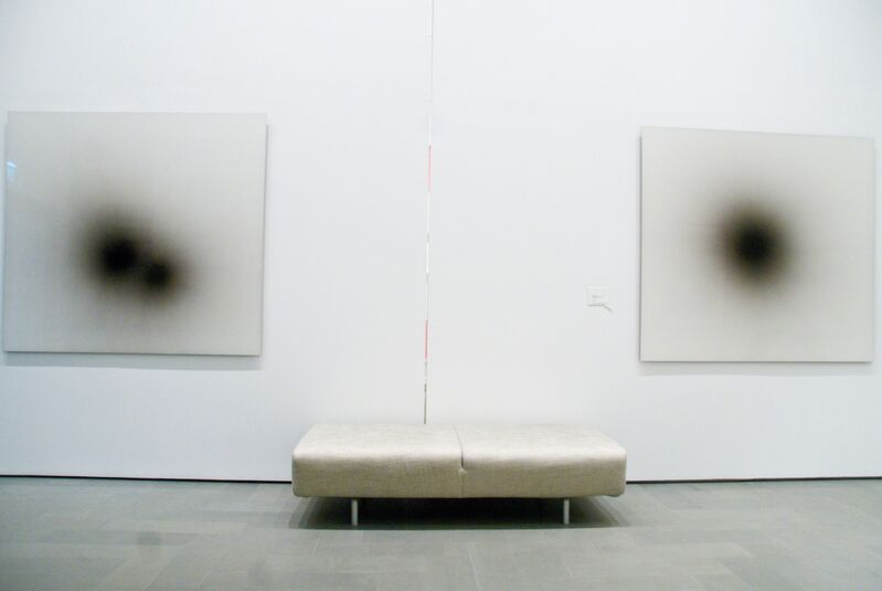 Norman Mooney, 'Series 1 No. 1', 2006, Painting, Carbon on aluminum panel with clear coat, Collectors Contemporary