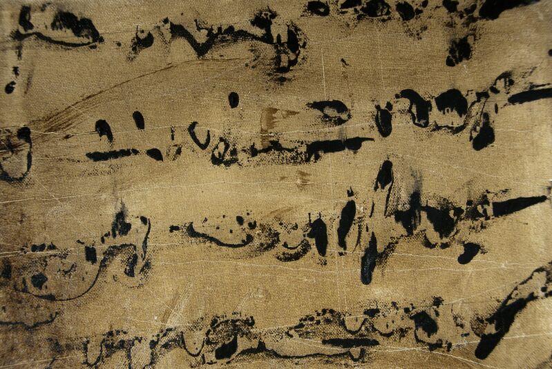 Alfredo Rapetti Mogol, 'Scrittura', 2013, Painting, Acrylic on Canvas, Galleria Ca' d'Oro