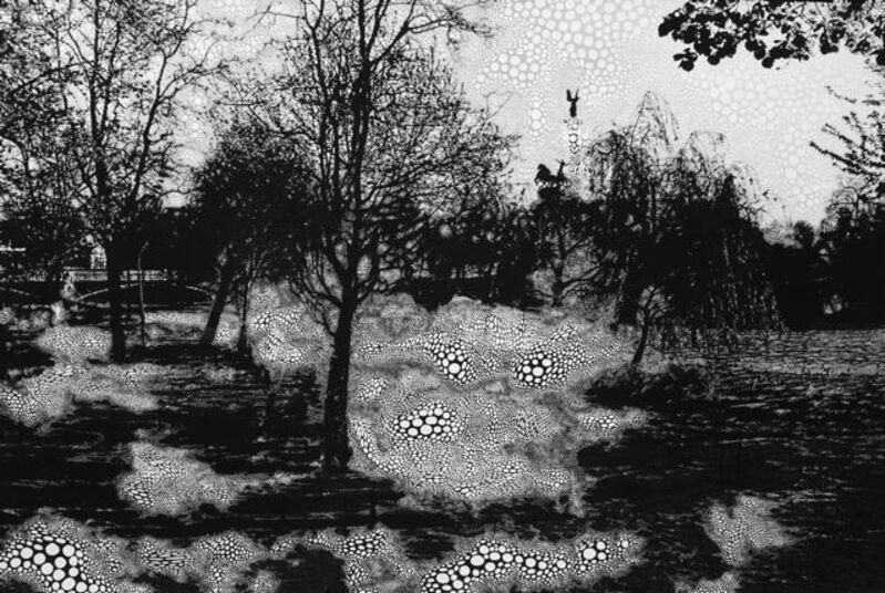 Sebastiaan Bremer, 'Cocytus', 2007, Photography, Inks on Gelatin Silver Print, Mark Moore Fine Art