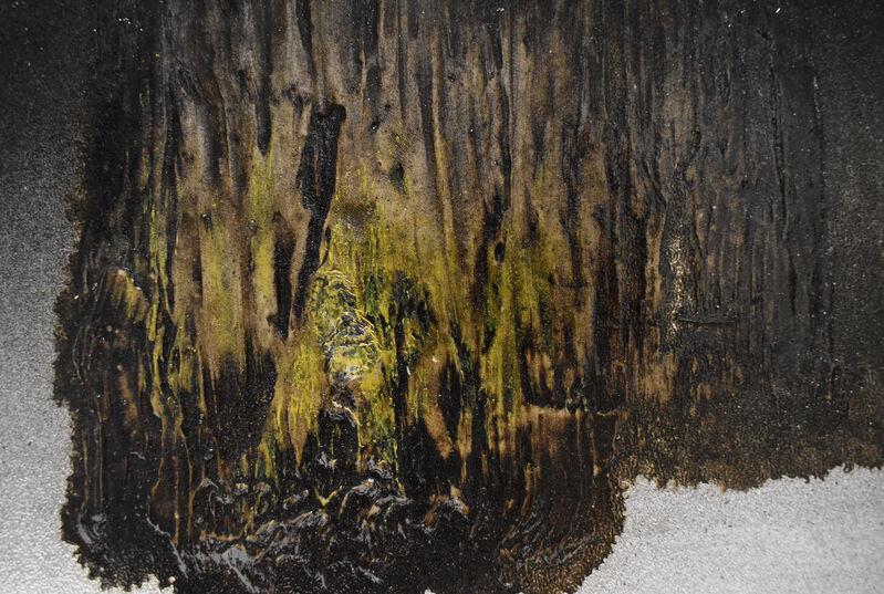 Sanzi, '生命之泉  Flow Of Life', 2014, Painting, Mixed Media on Canvas, Art WeMe Contemporary Gallery