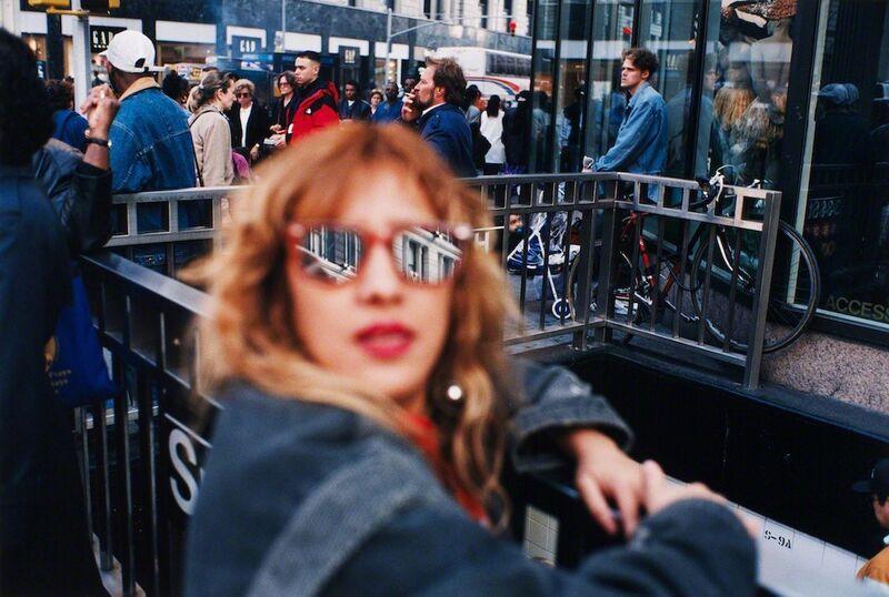 Jeff Mermelstein, 'New York City 1997', 1997, Photography, Chromogenic print, printed 1999, Galerie Bene Taschen