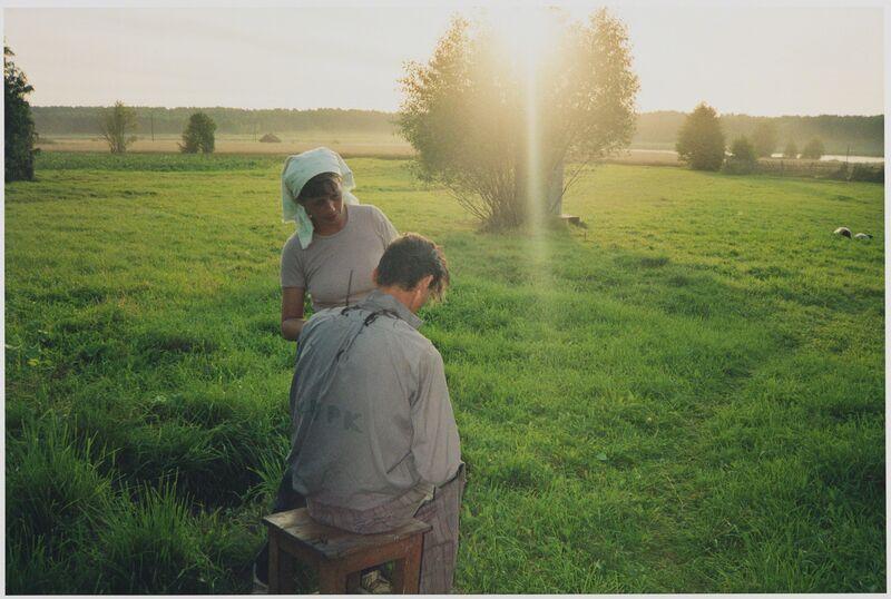 Bertien van Manen, 'Masha, Iftsino, Russia', 1991, Photography, Chromogenic print, Yancey Richardson Gallery