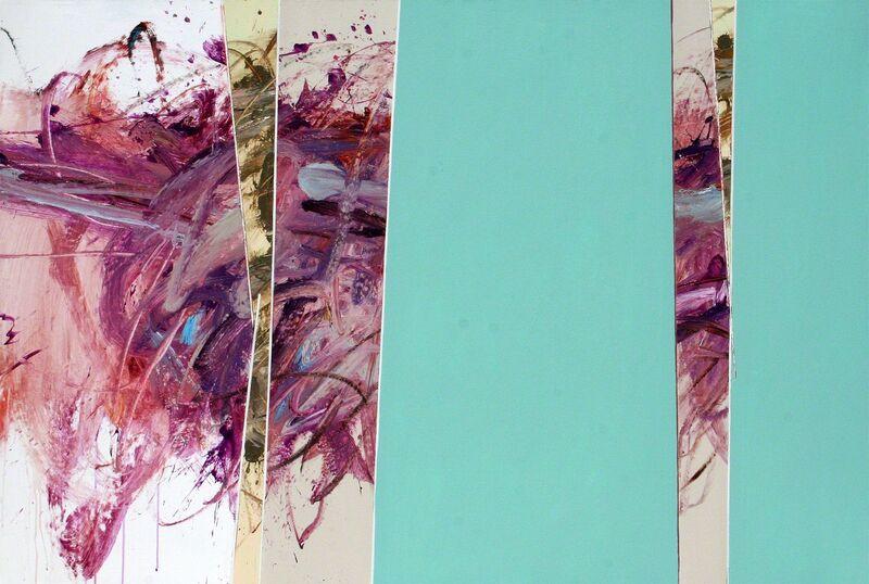 Carlos Puyol, 'Untitled', 2012, Painting, Acrylic on canvas, Susan Eley Fine Art