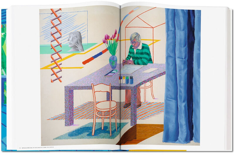 David Hockney, 'David Hockney: A Bigger Book', 2016, Other, Book, ArtWise