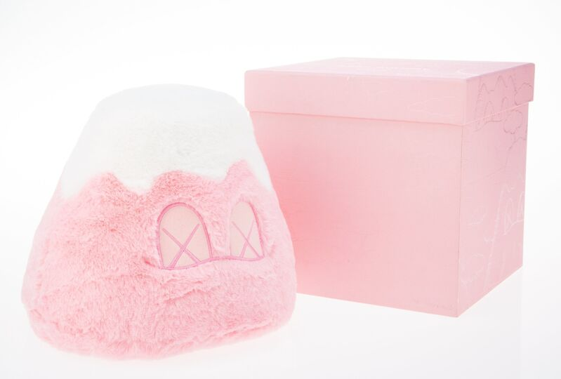 KAWS, 'Mount Fuji: Holiday Japan (Pink)', 2019, Other, Polyester plush, Heritage Auctions