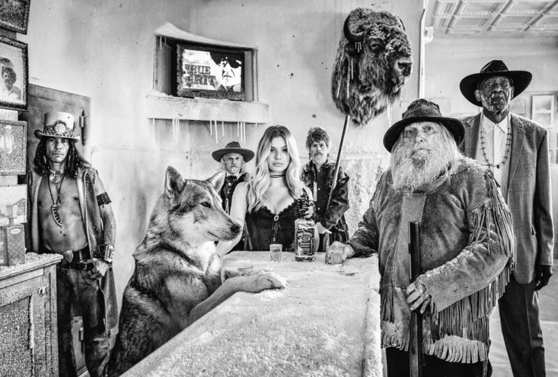 David Yarrow, 'Tennessee Whiskey', 2020, Photography, Archival Pigment Print, Samuel Lynne Galleries