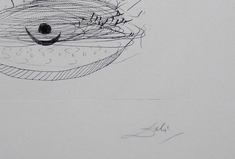 Salvador Dalí, 'FLorDali/Les Fruits Gooseberry', 1969, Print, Etching, Fine Art Acquisitions Dali