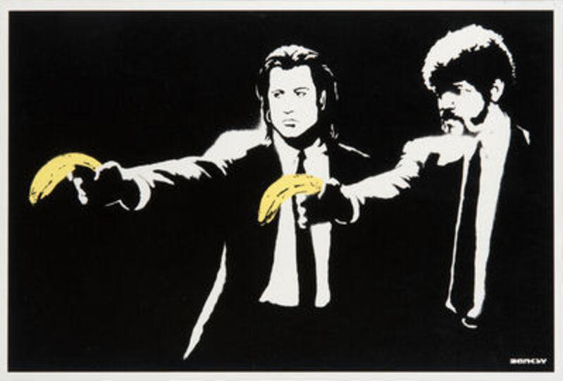 Banksy, 'Pulp Fiction', 2004, Print, Screenprint, The Drang Gallery