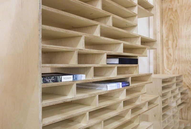 Jorge Méndez Blake, 2015, Design/Decorative Art, Birch Plywood, Pirwi