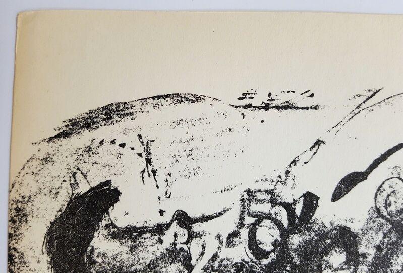 Marc Chagall, 'The Village', 1957, Print, Lithograph, Graves International Art