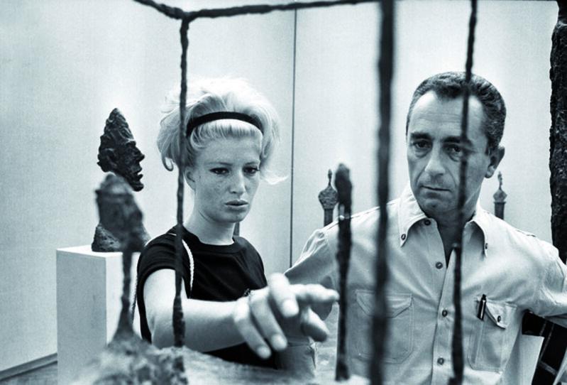 Michelangelo Antonioni, 'Monica Vitti and Michelangelo Antonioni at the Venice Biennale (La Biennale di Venezia) ', 1962, Photography, EYE Filmmuseum Amsterdam