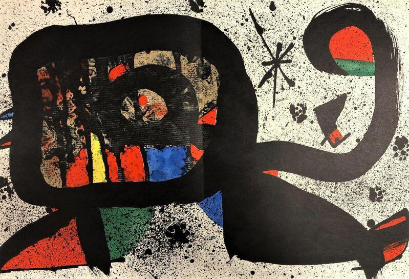 Joan Miró, 'Dibuixos, Gouaches, Monotips 2', 1978, Print, Original lithograph on paper, Samhart Gallery