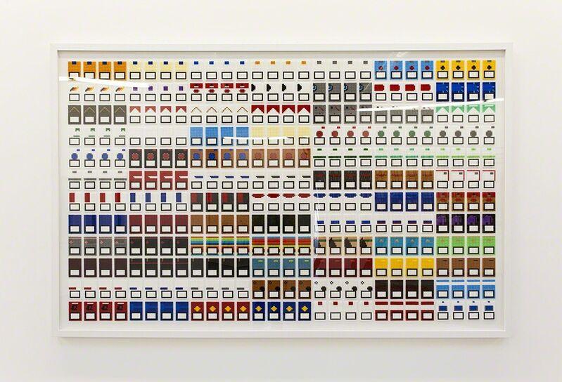 Luke Newton, 'Thrill Beads', 2014, Mixed Media, Mixed media, Fabien Castanier Gallery