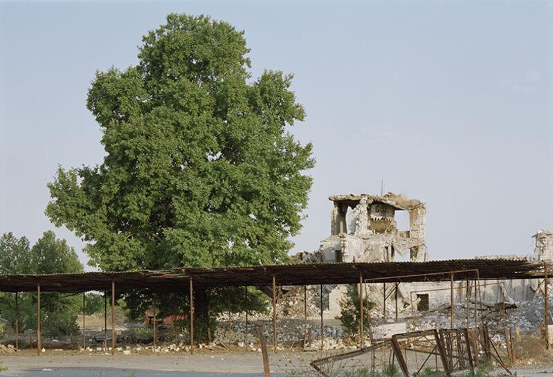 Hrair Sarkissian, 'Front Line', 2008, Photography, Archival inkjet print on aluminium, Kalfayan Galleries