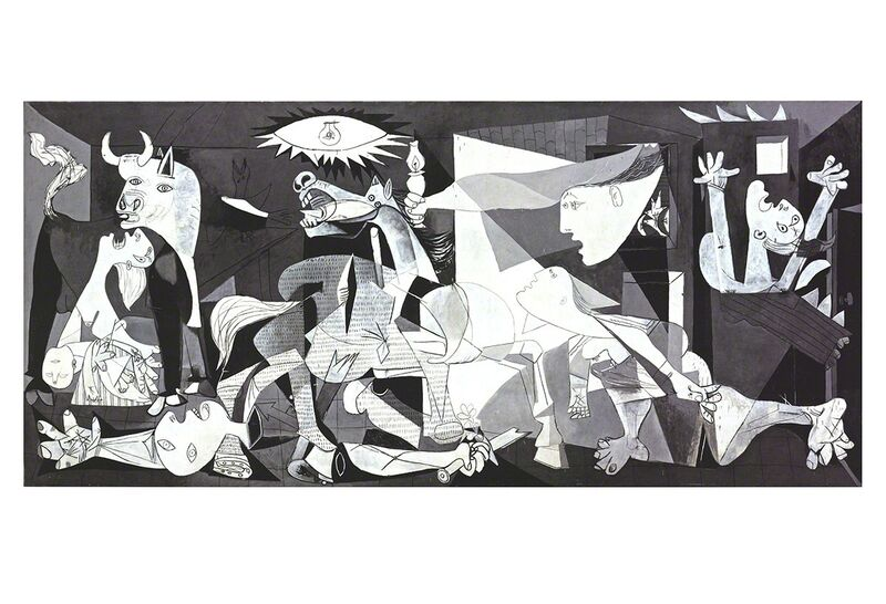 Pablo Picasso, 'Guernica', 2017, Posters, Offset Lithograph, ArtWise