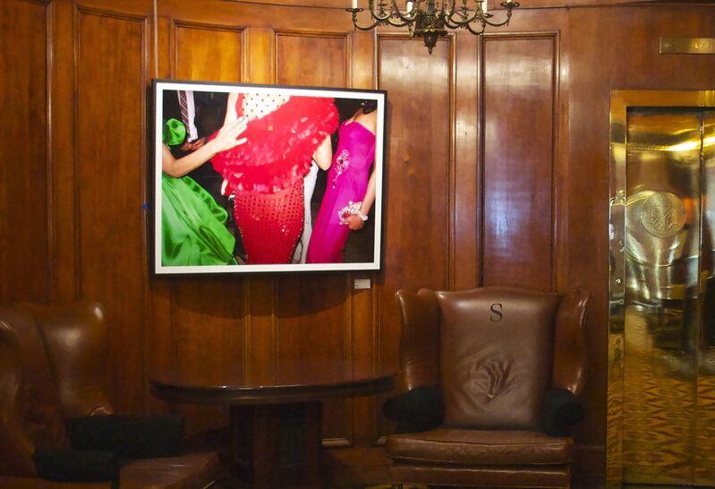 Jessica Craig-Martin, 'An Embarrassment of Riches', 2014, Photography, Premium high gloss archival print on metallic paper, Winston Wächter Fine Art