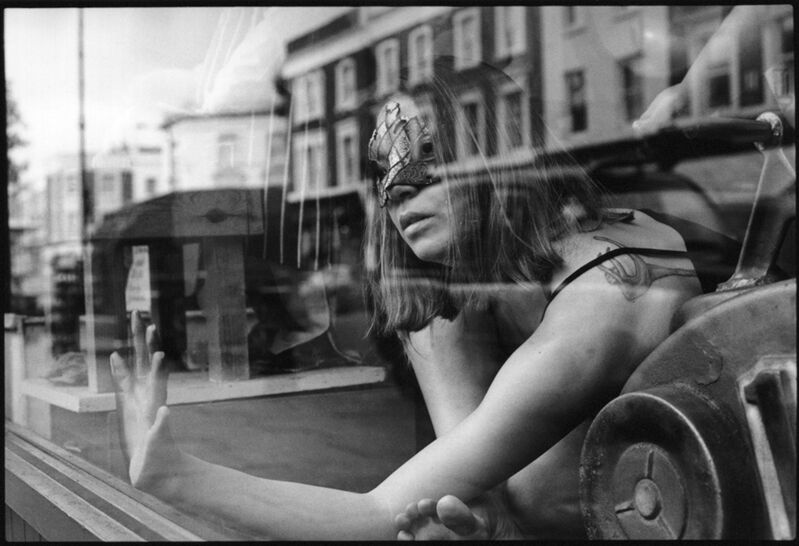 Nicola Bensley, 'Shop Window, London', 2016, Photography, Silver Gelatin Fibre Print, Mounted and Signed, Candida Stevens Gallery
