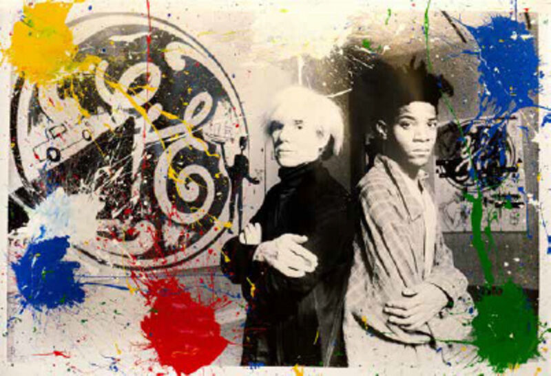 Mr. Brainwash, 'The Masters', 2019, Mixed Media, Acrylic on Glass Photograph (unique work), New River Fine Art
