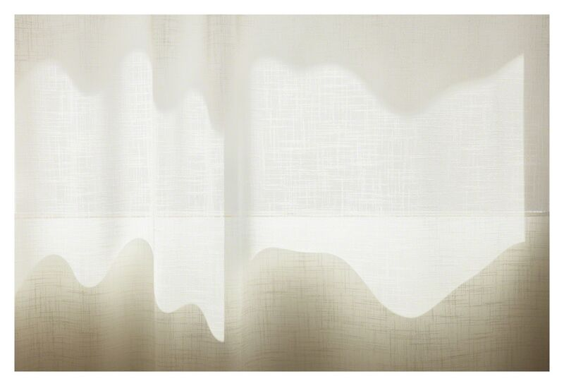 Uta Barth, '... and to draw a bright white line with light (Untitled 11.8)', 2011, Photography, Inkjet print face-mounted against matte acrylic, framed in painted aluminum frame, Andréhn-Schiptjenko