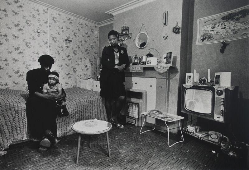 Colin Jones, 'The Black House, London', Photography, Vintage silver gelatin print, Michael Hoppen Gallery