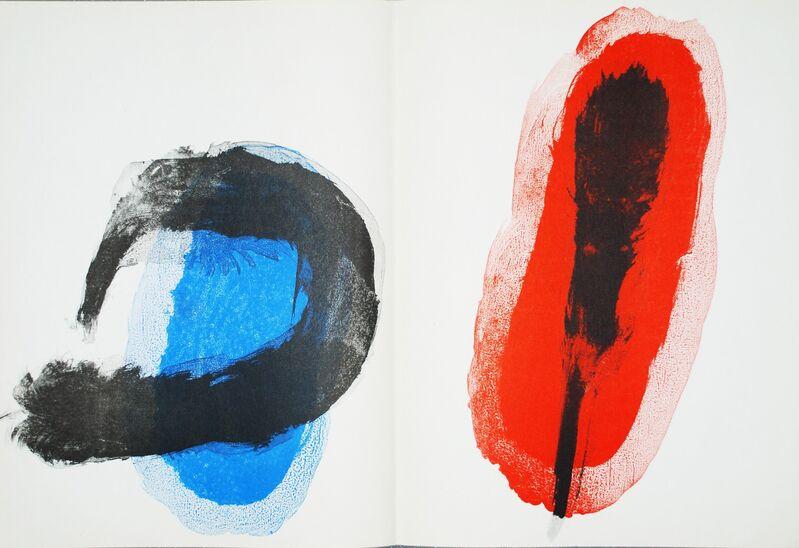 Joan Miró, 'Peintures murales', 1961, Print, Original lithograph on paper, Samhart Gallery