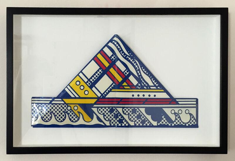 Roy Lichtenstein, 'Hat', 1968, Print, Offset Lithograph, Gerrish Fine Art