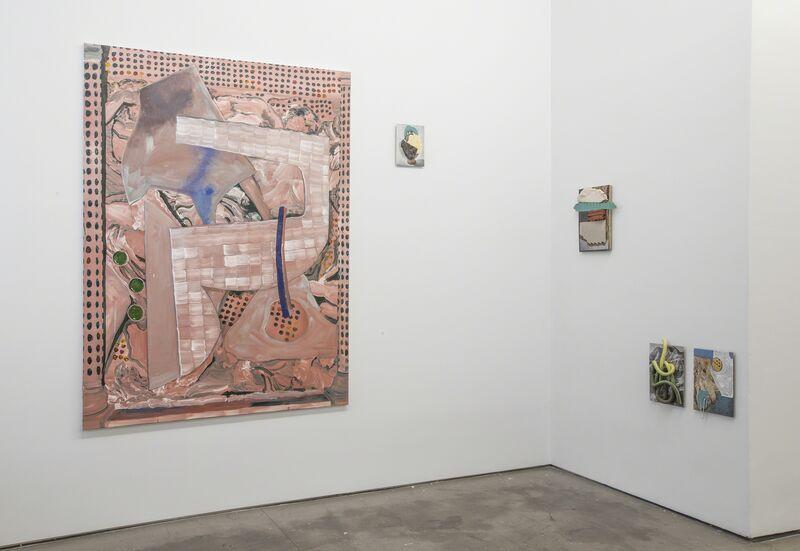Marjolijn De Wit, 'Untitled (MDW033)', 2015, Sculpture, Ceramic on print, Asya Geisberg Gallery