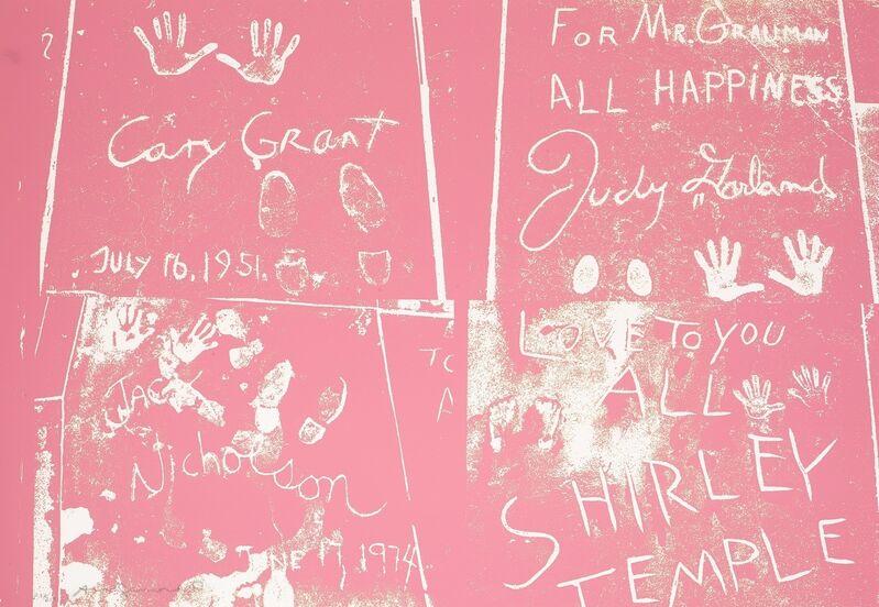 Andy Warhol, 'Sidewalk (Feldman & Schellmann II.304)', 1984, Print, Screenprint in colours, Forum Auctions