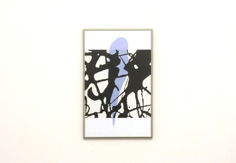 Daan Van Golden, 'Study Pollock / Study H.M.', 2012, Print, Giclee print on photo paper, Micheline Szwajcer