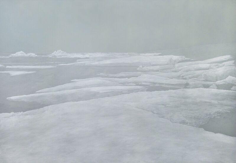 Leslie Reid, 'Resolute II (Northwest Passage) 74°40'N; 94°55'W', 2016, LarocheJoncas