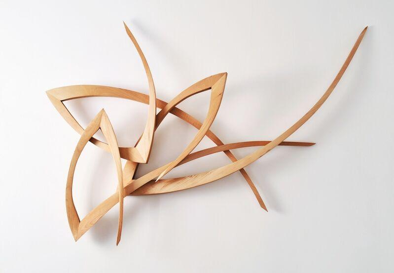 Mar Solís, 'RESONANTE I', 2018, Sculpture, Linden wood, PUXAGALLERY