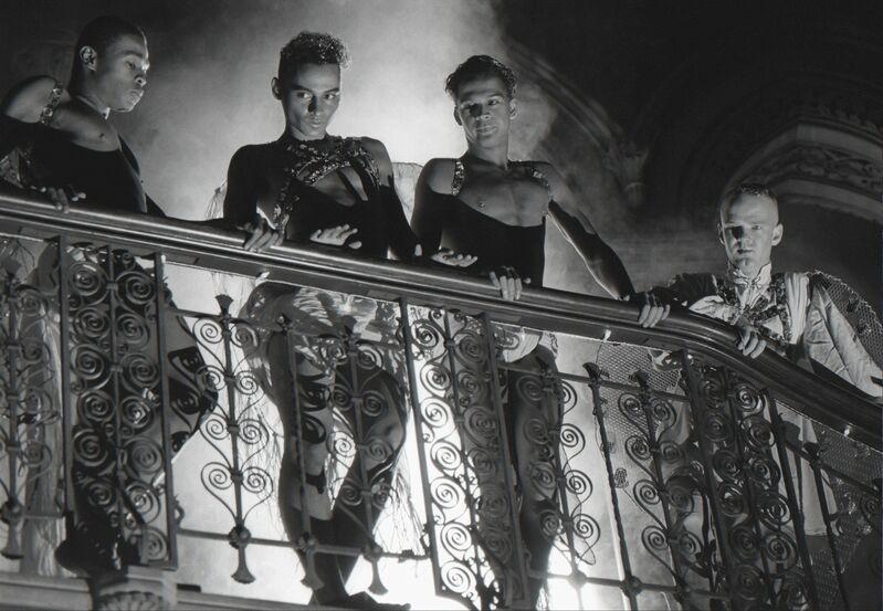Isaac Julien, 'Film-Noir Angels (Looking for Langston Vintage Series)', 1989-2016, Photography, Kodak Premier print, Diasec mounted on aluminum, Victoria Miro