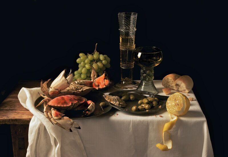 Paulette Tavormina, 'Crabs and Lemon, After P.C.', 2008, Photography, Archival Digital Pigment Print, March