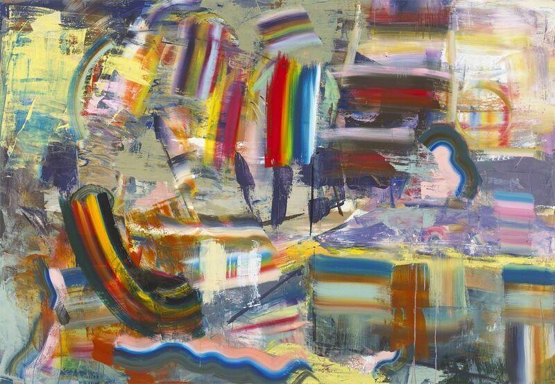 Diana Copperwhite, 'Singularity', 2016, Painting, Oil on canvas, 532 Gallery Thomas Jaeckel