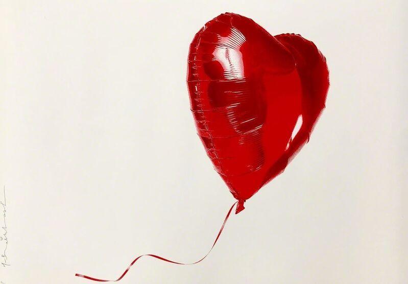 Mr. Brainwash, 'Follow Your Love', 2019, Print, Silkscreen on paper, DANE FINE ART