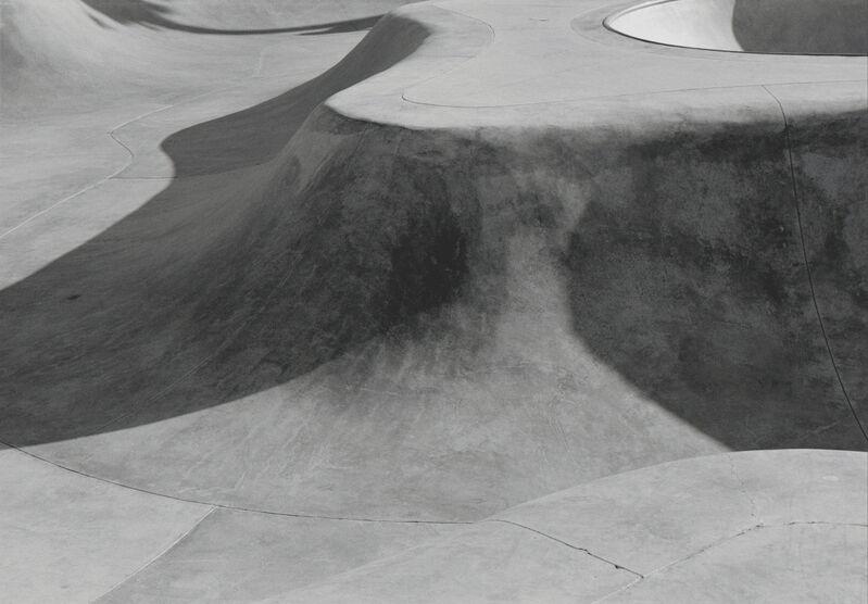 Robin Rhode, 'L.A. Skatepark', 2012-2017, Photography, Silver gelatin print, Stevenson