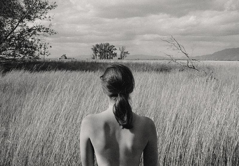 Robert Farber, 'Seeing Montana', 1992, Photography, Fine art paper pigment print, Cavalier Ebanks Galleries