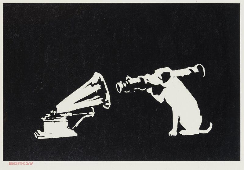 Banksy, 'HMV', 2004, Print, Screenprint, Forum Auctions