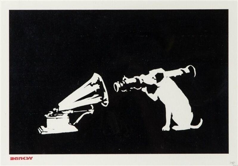 Banksy, 'HMV (unsigned)', 2003, Print, Screenprint, ArtLife Gallery
