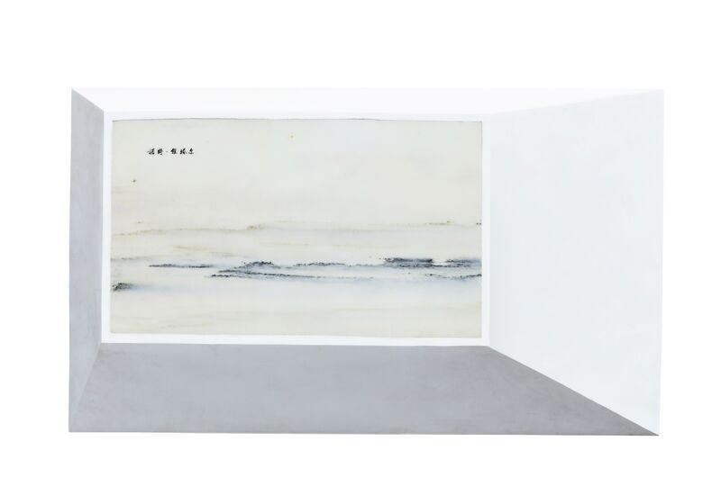 Not Vital, 'Seascape', 2013, Sculpture, Marble and plaster, Ben Brown Fine Arts