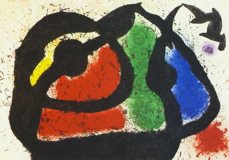 Joan Miró, 'L'Ogre Enjoue', 1969, Print, Etching, aquatint and carborundum, Kouichi Fine Arts